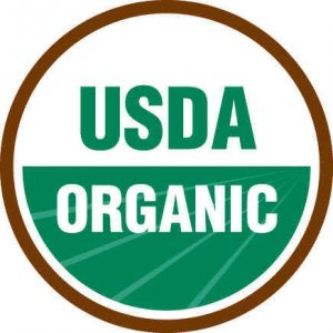 USDA Certified Organic Farmer